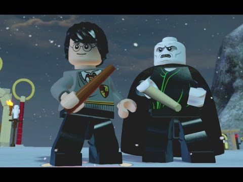 LEGO Dimensions - Harry Potter Adventure World 100% Guide - All Collectibles