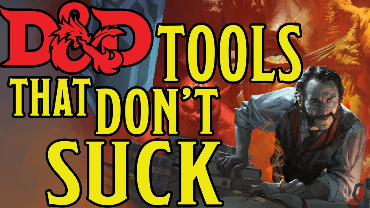 Best Dungeon Master Tools and Tricks for Dungeons and Dragons 5e