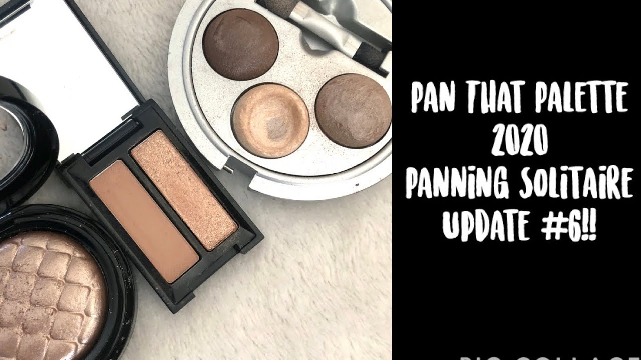 Pan That Palette 2020 - Update #6!!