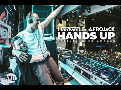 Hardwell & Afrojack ft. MC Ambush - Hands Up (Official Music Video)