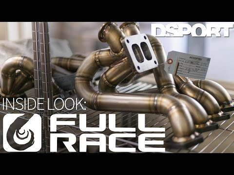 Inside Look: Full Race Motorsports | DSPORT Magazine