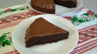 Шоколадный Пирог в Мультиварке. Влажный Шоколадный Пирог в Мультиварке.