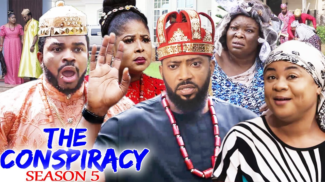 Download THE CONSPIRACY SEASON 5(Trending New Movie)Fredrick Leonard & Uju Okoli 2021  Nigerian Movie 720p