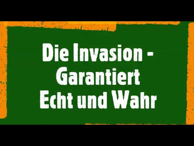 Invasion auf NRW Garantiert und Echt Wahr!
