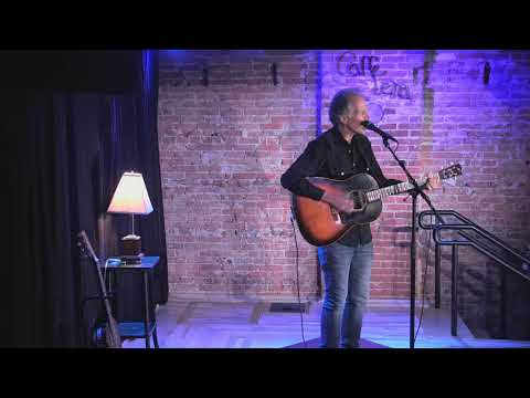 Brooks Williams - Inland Sailor (Live at Caffe Lena in Saratoga