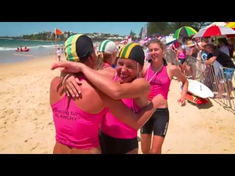 2018 Queensland Youth Surf Life Saving Championships