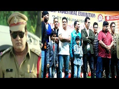 Inspector Gullu Hyderabadi Movie Promotion Going On | Gullu Dada Speaks up About The Film |