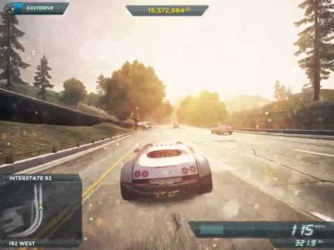 need for speed most wanted 2012 bugatti veyron super. Black Bedroom Furniture Sets. Home Design Ideas