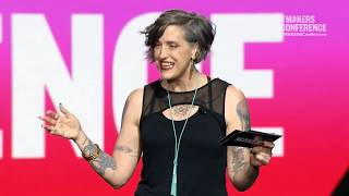 Nadia Bolz-Weber | The 2019 MAKERS Conference