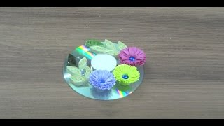 DIY~Paper Quilling Diya~Diwali Diya Decoration~Floating Diya~Simple Steps