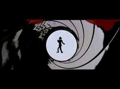 James Bond 007 Gunbarrel 3