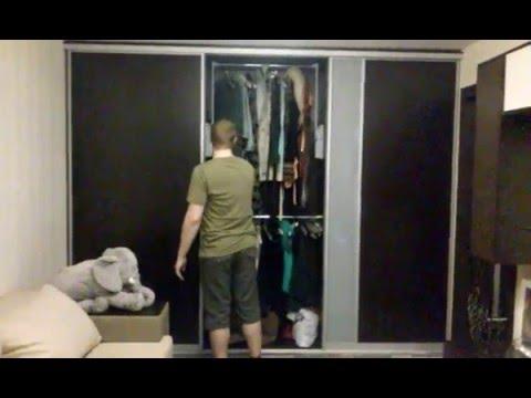 шкаф купе гостиная Ида