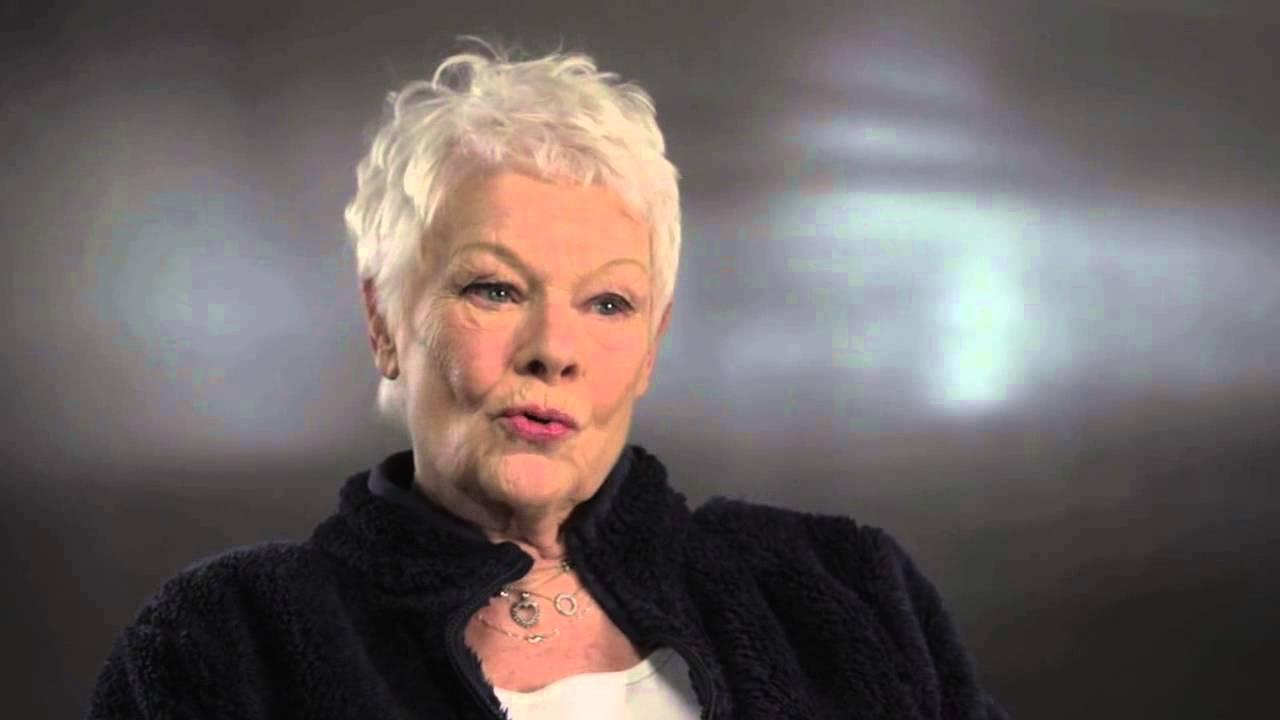 PHILOMENA - interview with Judi Dench pt.1: Philomena Lee ...