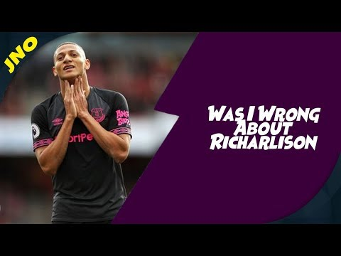 Fantasy Premier League -WAS I WRONG ABOUT RICHARLISON? - FPL Gameweek 7