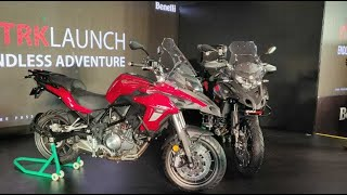 BENELLI TRK 502 & 502X India Launch & First Look | INR 5 Lakh 😮| Motoroids