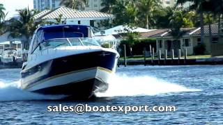 2004 diesel Cruiser 40' for sale