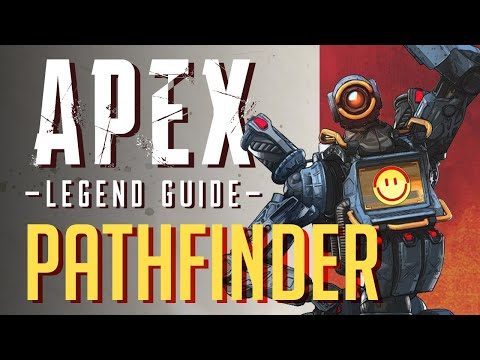 Pathfinder Legend Guide   Apex Legends