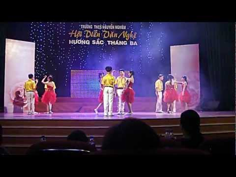 THCS Nguyễn Nghiêm 11-12 [7B6 - Điều em muốn]