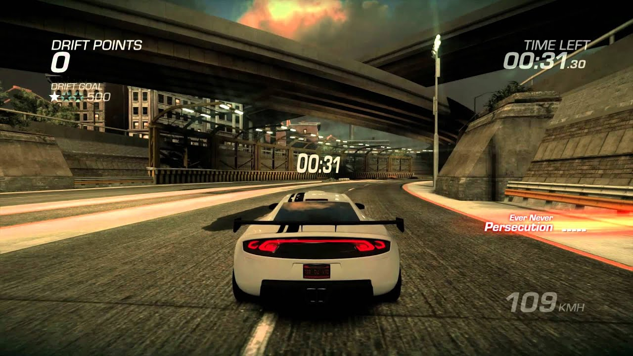 Ridge Racer Unbounded Punch Knuckle