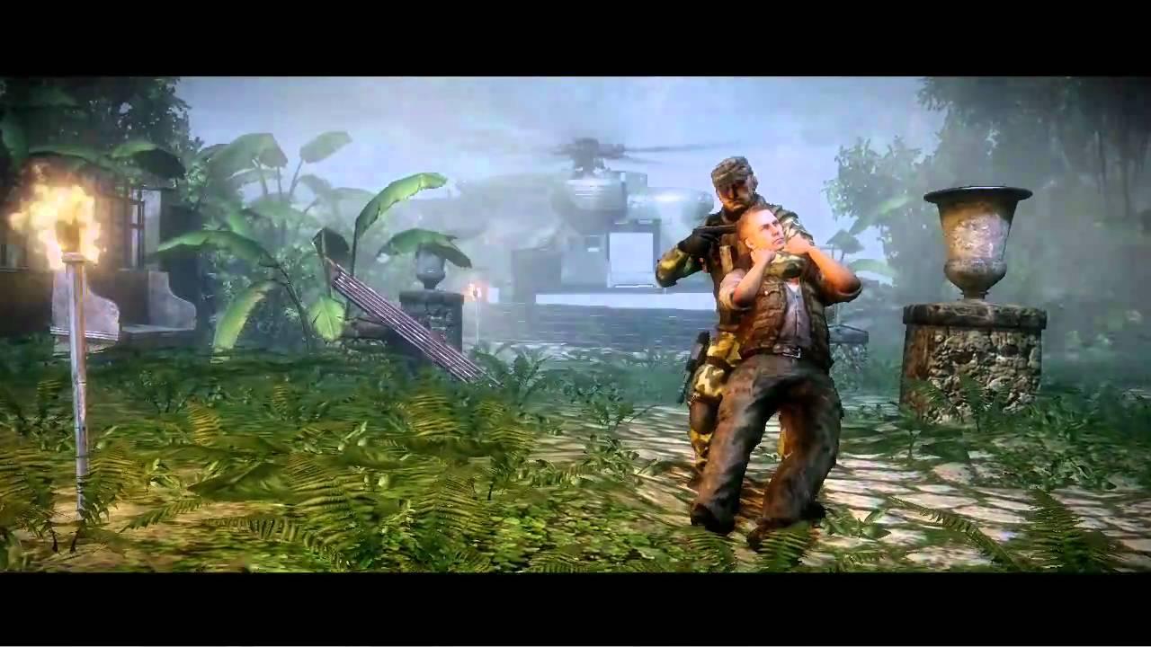 Battlefield: Bad Company 2 - Campaign Reveal Trailer (HD)