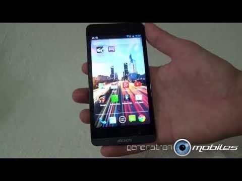 test : Archos 50 Helium 4G: puissance, son, photo, autonomie (part2)