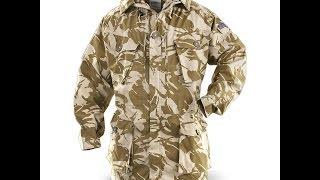 Парка (куртка) Desert  DDPM (ДДПМ) армии Великобритании.