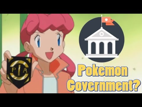Pokemon Theory: Who is Behind Pokemon's Government?