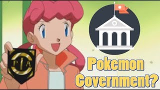 Pokemon Theory: The Secret Organization Behind Pokemon Government
