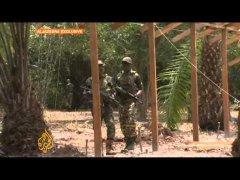 Nigeria's MEND rebels
