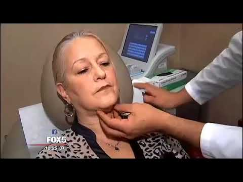 Get Rid of Turkey Neck With Ultherapy Skin Tightening