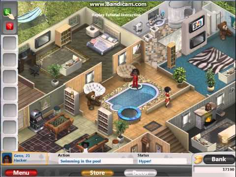 Virtual Families 2  Our Dream House