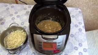 Обзор рецепта спагетти с мясным, молочным соусом
