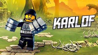 Ninjago! 2015 Meet: Karlof • Video Character HD! [FAN-MADE]