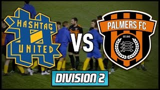 HASHTAG UNITED VS PALMERS FC! - YOUTUBE FACE-OFF!