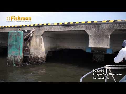 ベイトロッド-Beams7.0L-Tokyo Bay Seabass Fishing