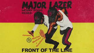 major lazer   front of the line henry fong remix