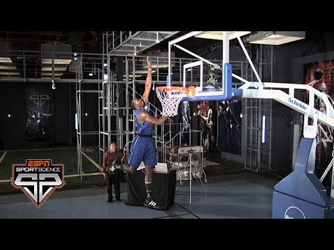 Dwight Howard: Superman | Sport Science | ESPN Archives