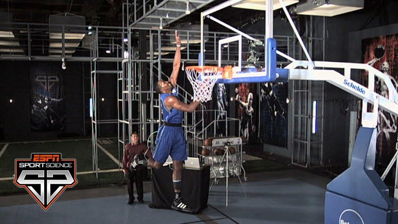 Dwight Howard: Superman | Sport Science | ESPN Archives
