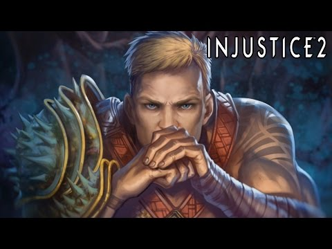 INJUSTICE 2 - FINAL DO AQUAMAN - Dublado Em Português