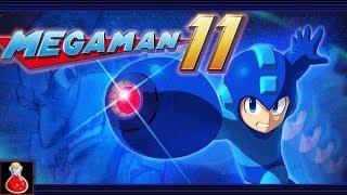 ¡Mega Man 11 Es Anunciado! ¿Capcom ha hecho algo bien?