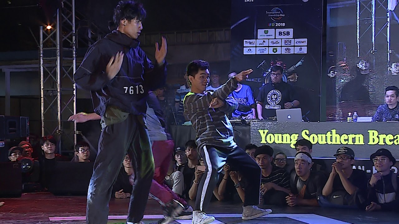Young Southern Breaker – Hà Nội Flava – Top 16 – HIPFEST 2018