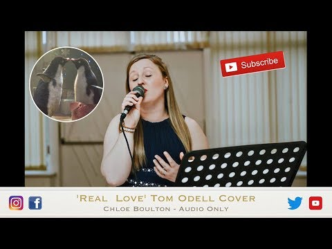 Real Love | Tom Odell Cover by Chloe Boulton (Originally by The Beatles)