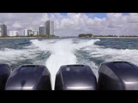 39' DEEP IMPACT 2015 - GHOST IN MIAMI REPRESENT BY ATLANTIC YACHT AND SHIP BROKER ANDREY SHESTAKOV