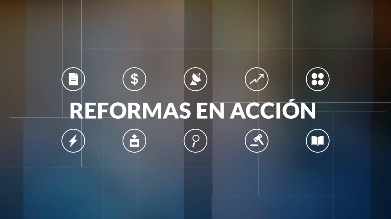 Reformas en Acción: Reforma Educativa - YouTube