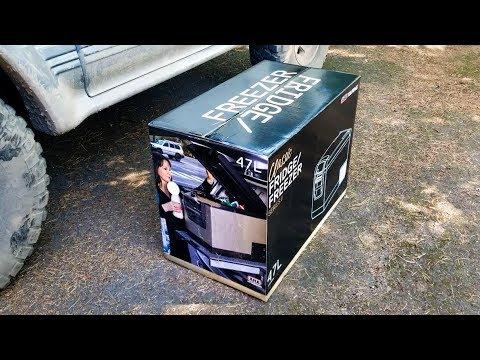 ARB Classic Series II Fridge Freezer Unboxing