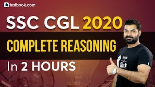 SSC CGL 2020 | Complete Reasoning Revision for SSC CGL Tier 1 Exam | Last Minute Tips by Abhinav Sir