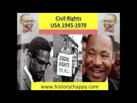 Civil Rights in the USA