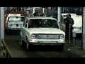 SEAT exporta a varios países el coche del año: el SEAT 124 (1969)