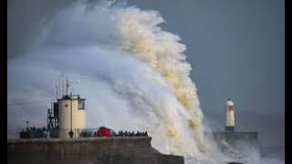 STORM CIARA: HIGH WINDS ACROSS EUROPE | TRAVEL AND FOOD TV