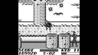 Longplay -the amazing Spider-Man - (Game Boy)